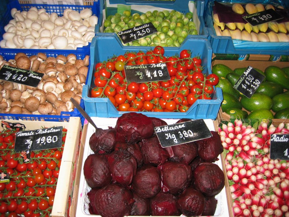 Vegetables from the market 2