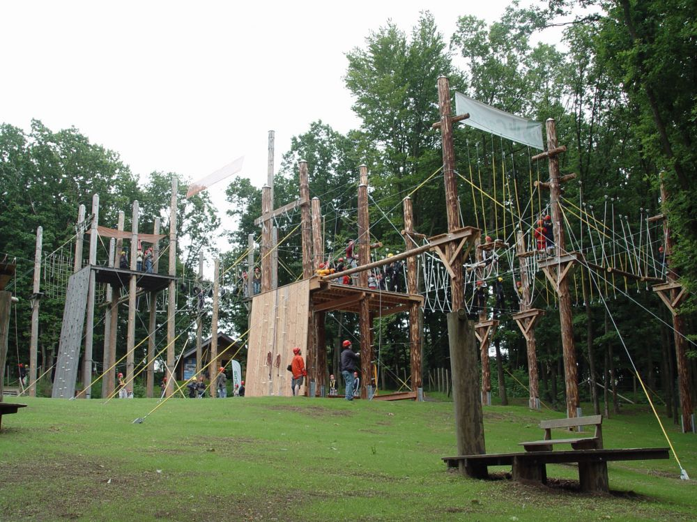Adventure Park Heiderscheid 7