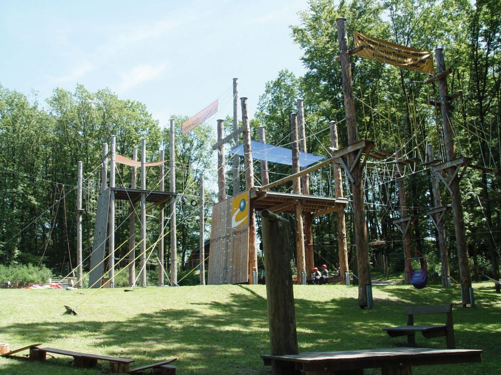 Adventure Park Heiderscheid 8