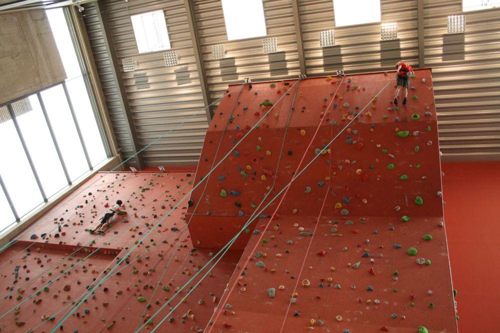 Indoor Kletterwand Echternach