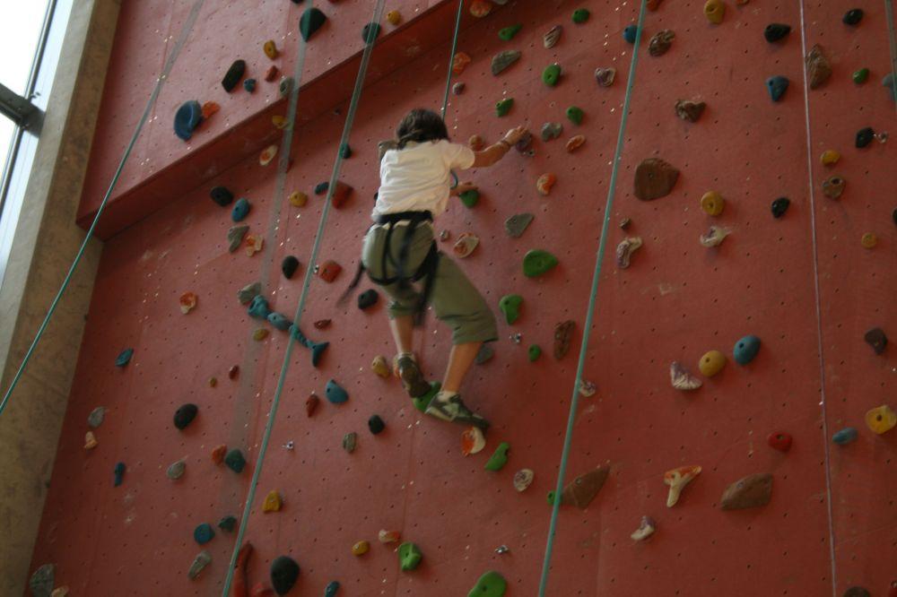 Indoor Kletterwand 3