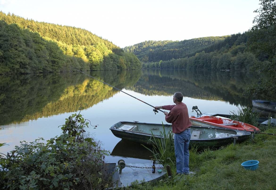 fishing in luxembourgs inland rivers