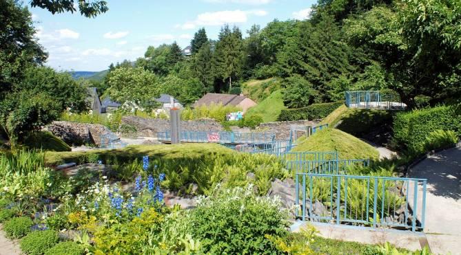 National Car Sales >> Wiltz Garden - Visit Luxembourg