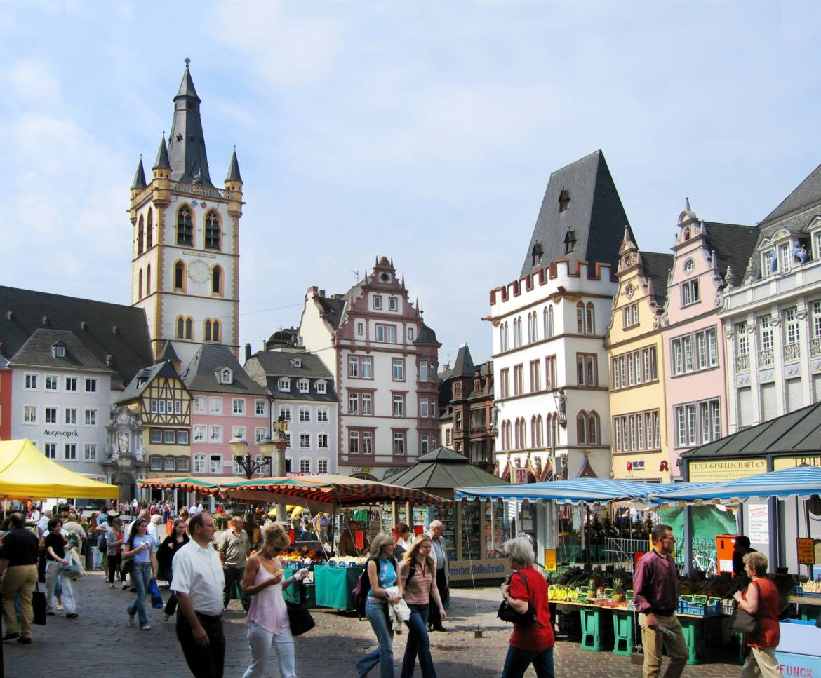 Guided Tour Through Trier Visit Luxembourg