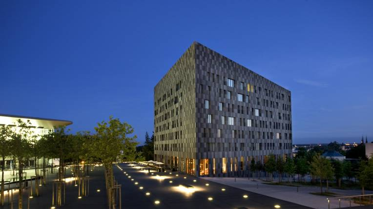Hotel Melia Luxembourg Parking