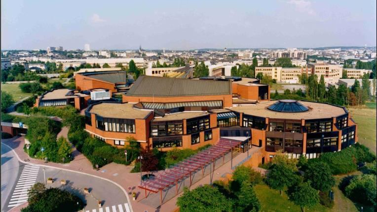 Conservatoire de la ville de luxembourg meeting point for Musique piscine