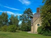 kapelle enelter & menhir reckange
