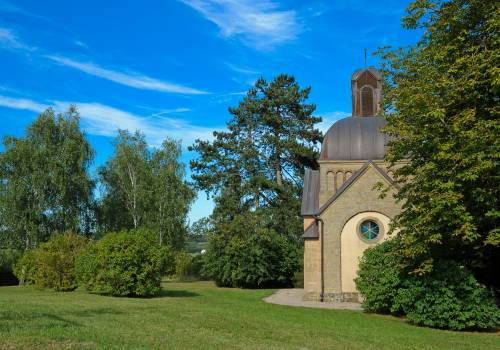 chapel enelter & menhir reckange