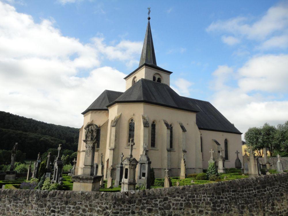 church saint martin septfontaines