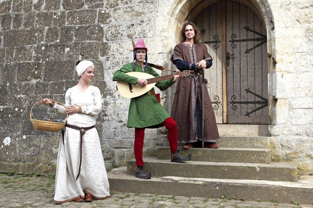 living history the middle ages hollenfels 04