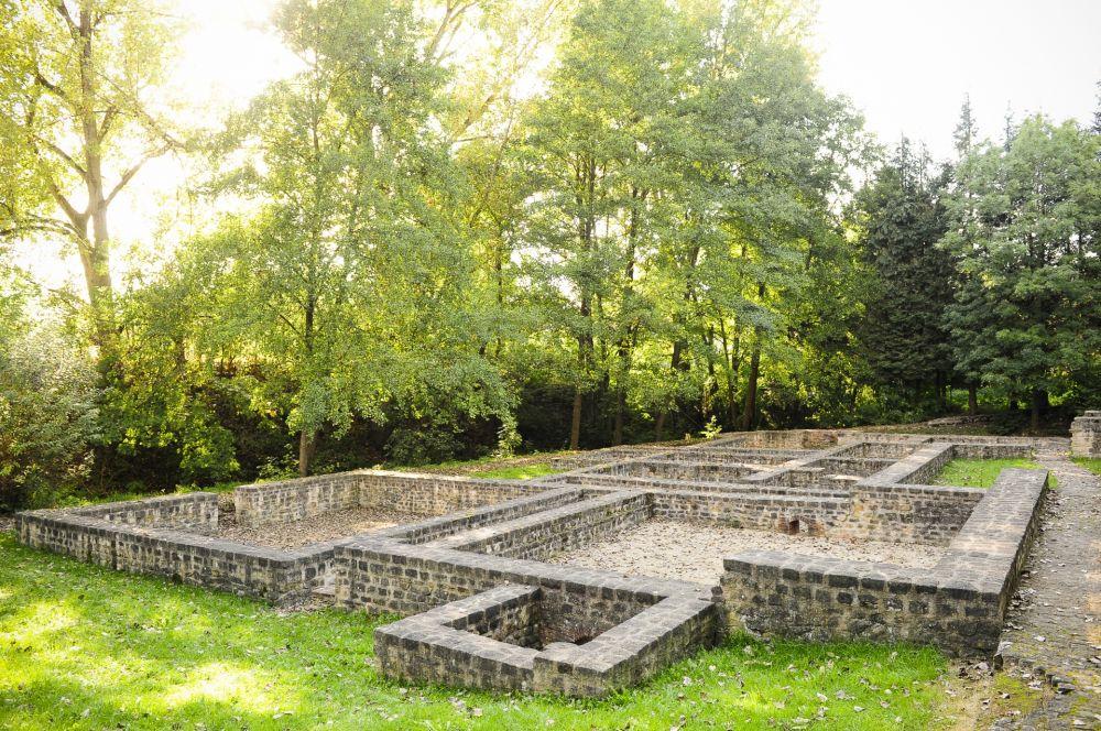 site gallo romain mamer