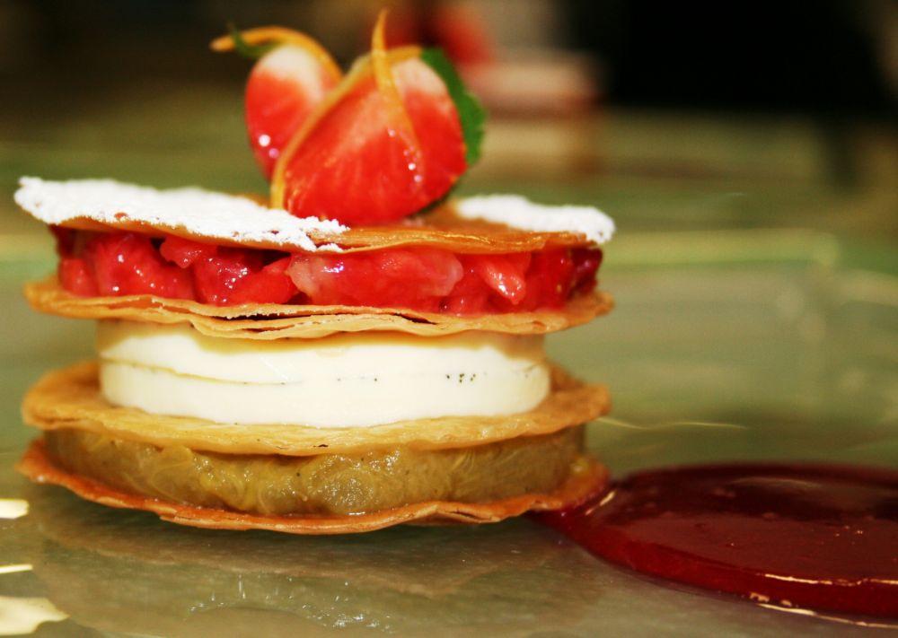 saint nicolas dessert