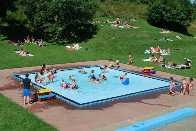 Swimming pool kaul visit luxembourg for Piscine mondorf