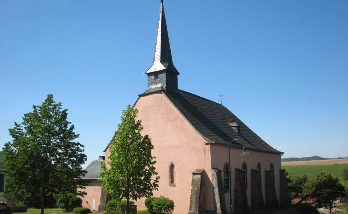 the chapel of st mark longsdorf
