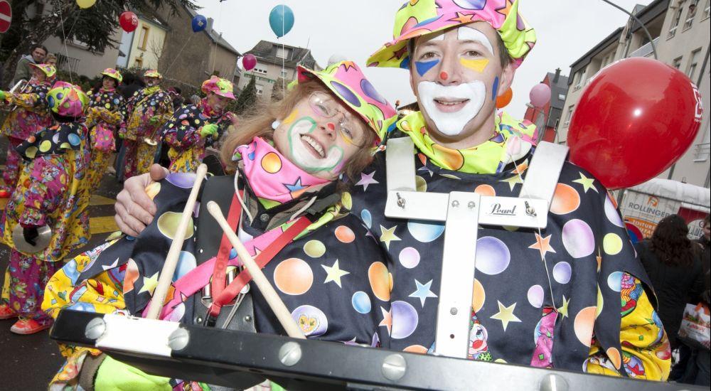 carnival parade schifflange