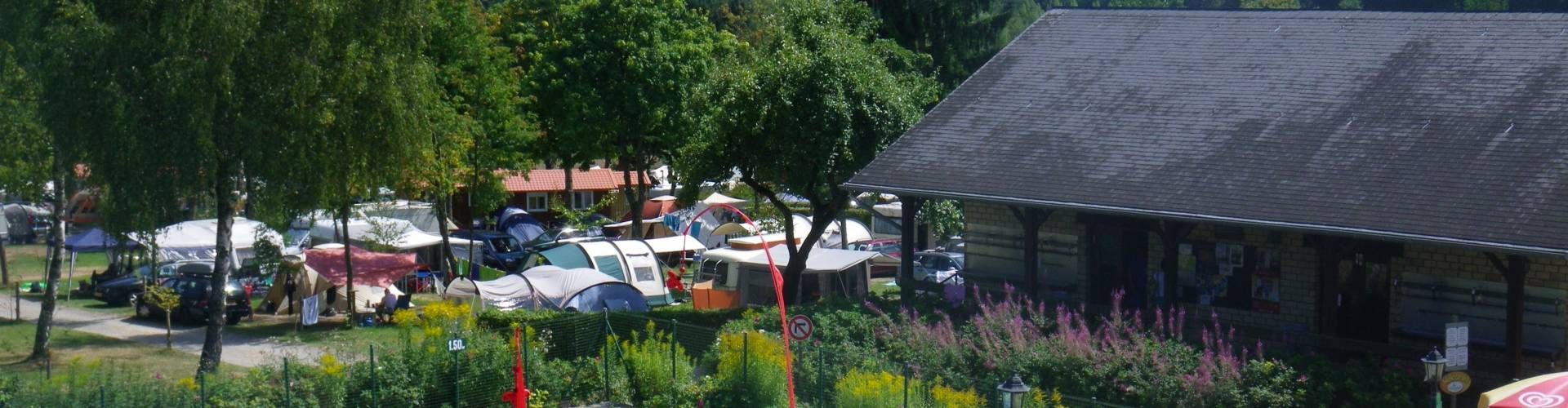 camping auf kengert larochette