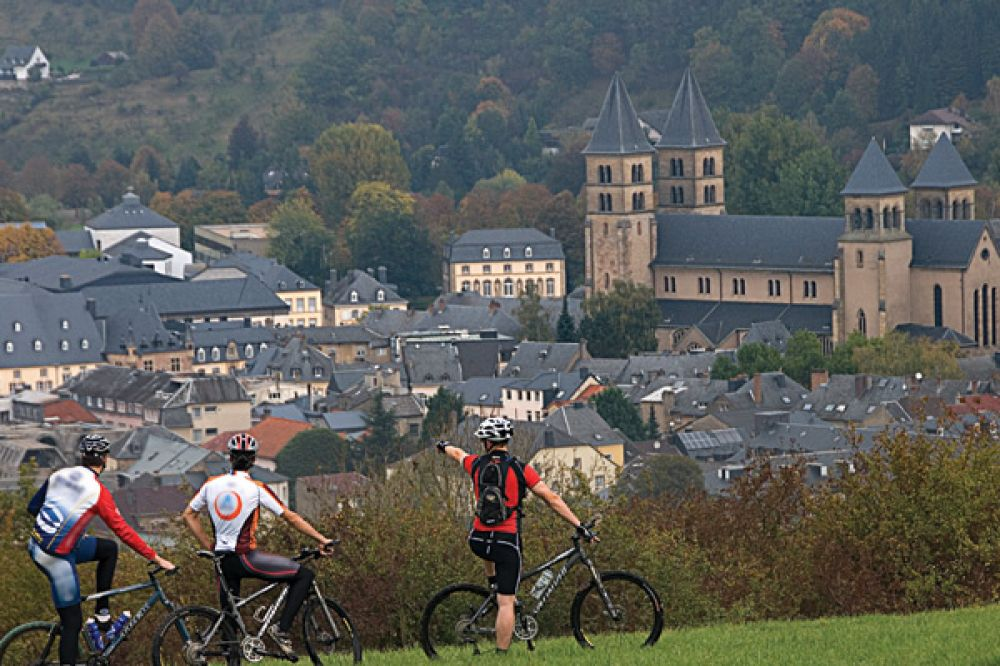 mountainbiking echternach