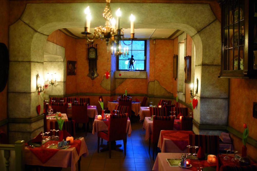restaurant comte godefroi 2 esch sure