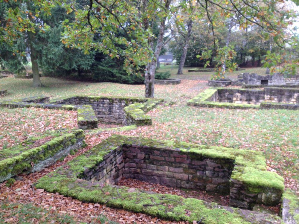 site gallo romain rodange