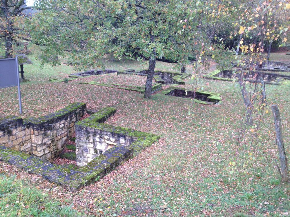site gallo romain rodange 02
