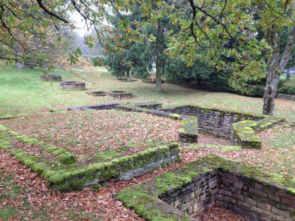 site gallo romain rodange 03