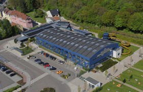 Escher schwemm les bains du parc redrock region for Oberkorn piscine