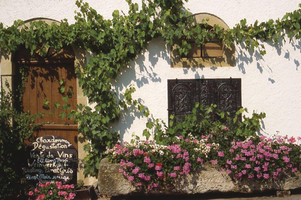 wormeldange village