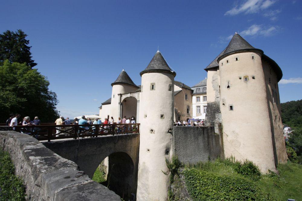 kasteel bourglinster