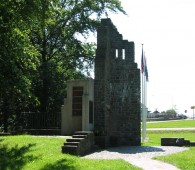 1944 1945 remembrance walk wiltz monument