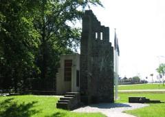 1944 1945 remembrance walk wiltz monument