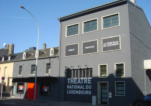 theatre national luxembourg exterieur