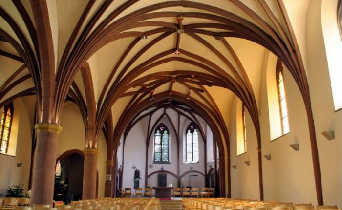 decanal church wiltz
