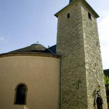 circular church ehnen