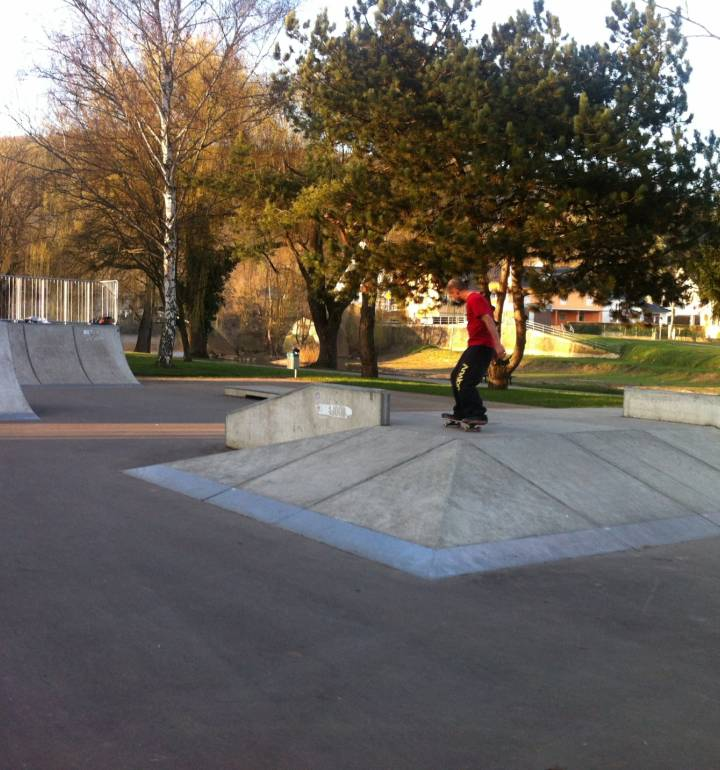 skate park echternach