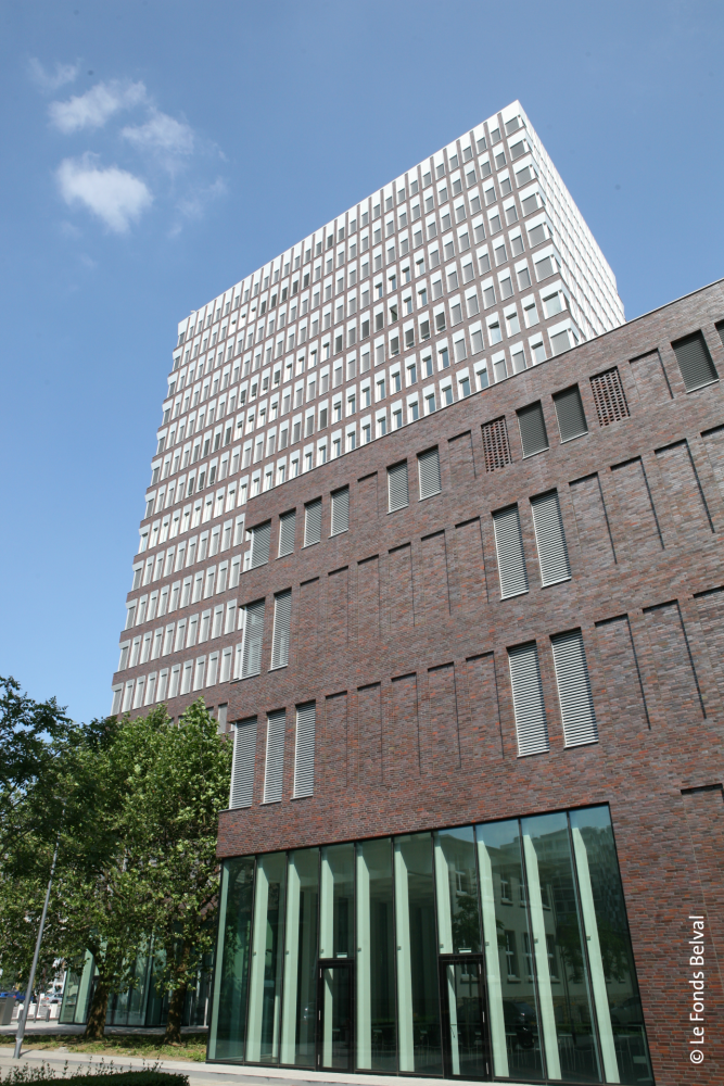 le fonds belval massenoir building outside 4