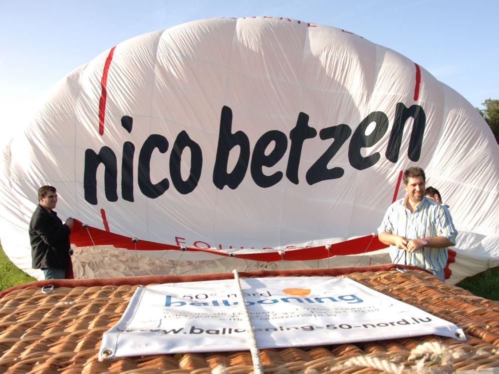 ballooning 50° nord fouhren 04