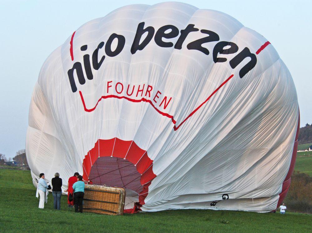 ballooning 50° nord fouhren 07