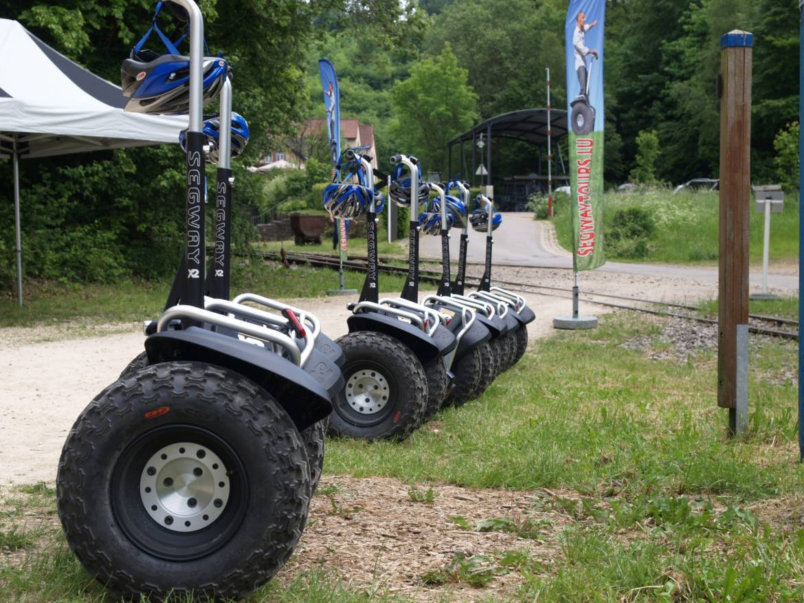 segway tours luxembourg