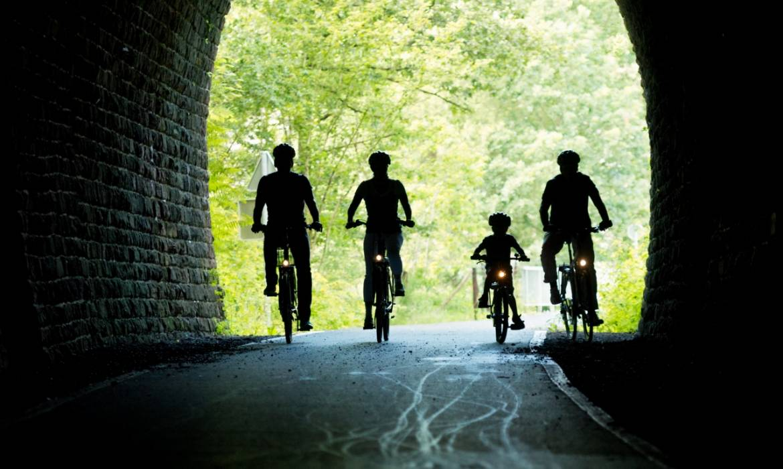 fahrradtour vennbahn troisvierges foto 2
