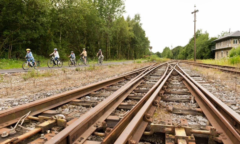 fahrradtour vennbahn troisvierges foto 7