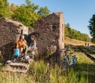 fahrradtour vennbahn troisvierges foto 9