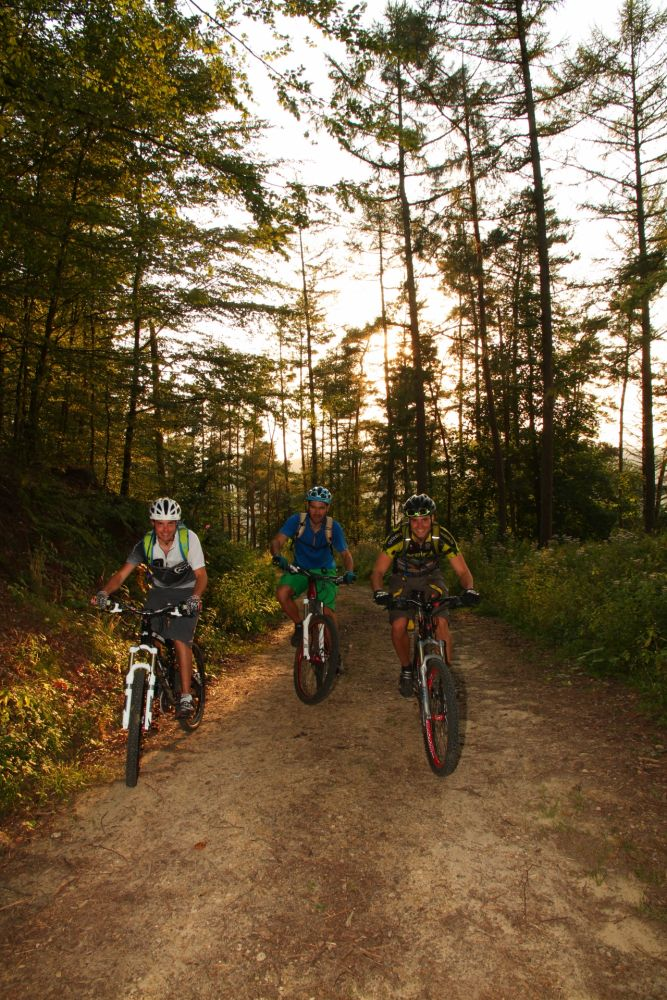 mountainbiking hosingen-lellingen