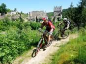 mountainbiking larochette