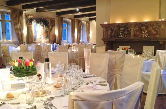 bourglinster castle restaurant selim schiltz