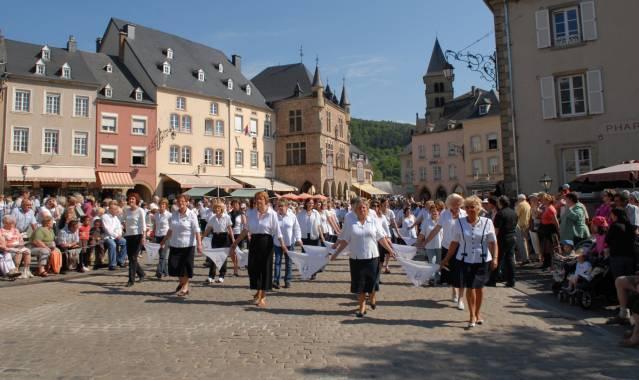 echternach dancing procession peuky barone wagener