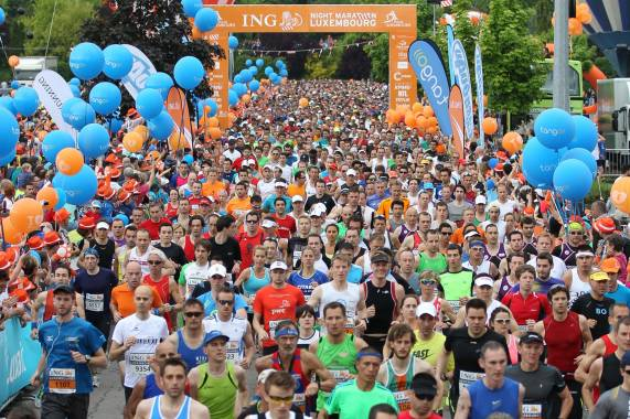 luxembourg ing night marathon roland miny