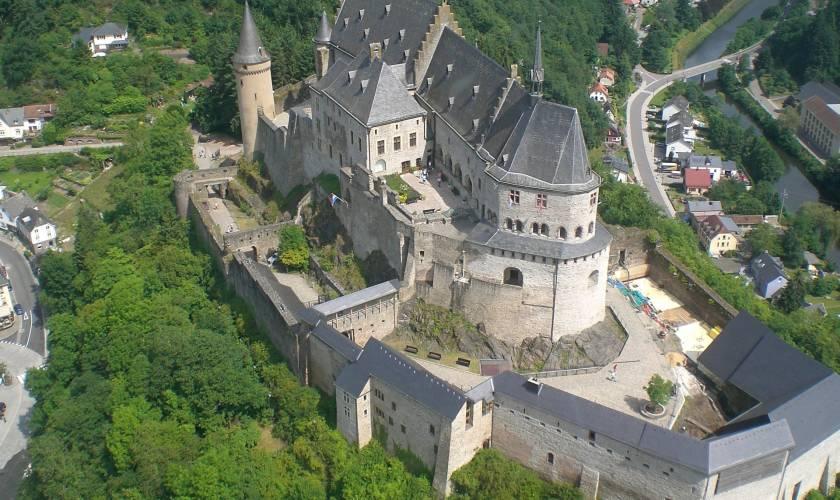 vianden castle jean claude conter