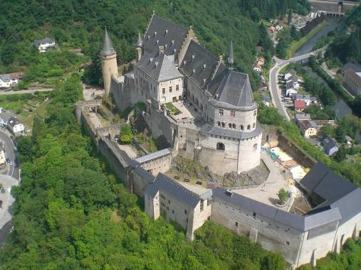 vianden castle jean claude conter