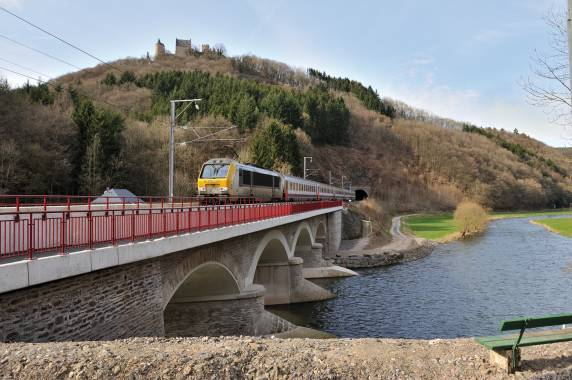 bourscheid castle and train nico berte