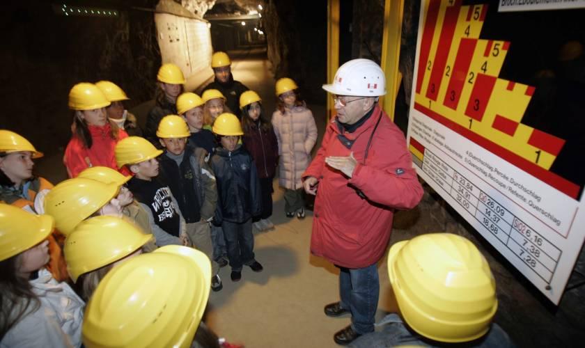 rumelange musee national des mines visite musee national des mines